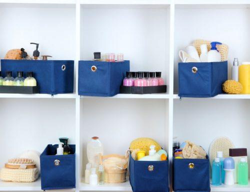 Make-up und Co. richtig und auffindbar aufbewahren