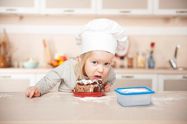Kuchen Aufbewahrung