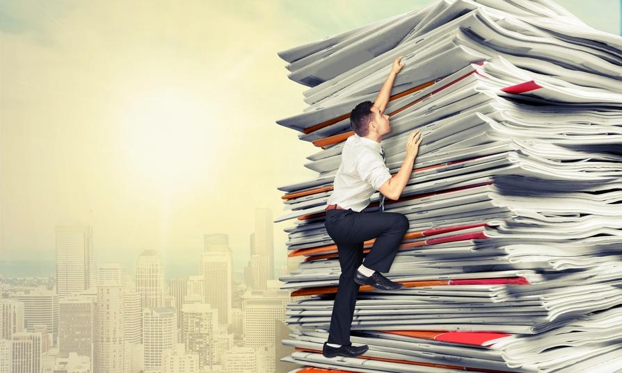 Archivboxen als Lösung