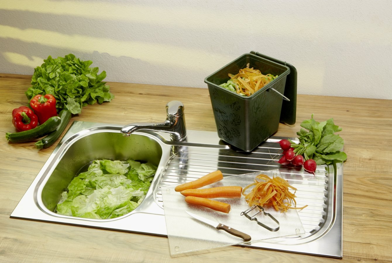 Komposteimer-für-die-Küche