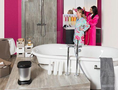 Kleine Badezimmer einrichten – mit diesen Helfern gelingt es
